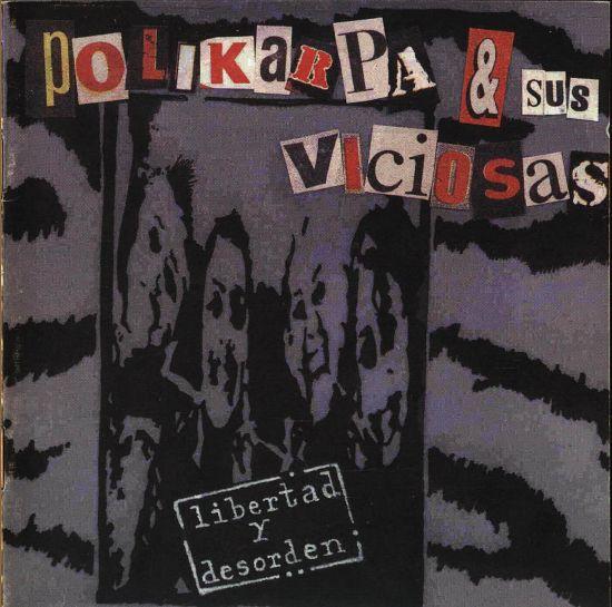 Polikarpa Y Sus Viciosas, Imagenes de Bandas de Metal & Rock Colombianas