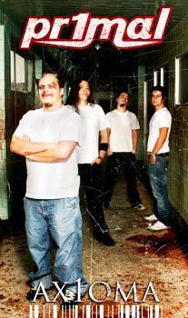 Pr1mal, Bandas de Rock, Latino, Metal de Bogota.