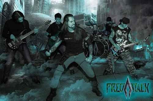 Predattack, Imagenes de Bandas de Metal & Rock Colombianas