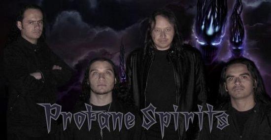 Profane Spirits, Imagenes de Bandas de Metal & Rock Colombianas