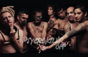 Psychokillr Off, Bandas de Dead Rock N Roll de Manizales.