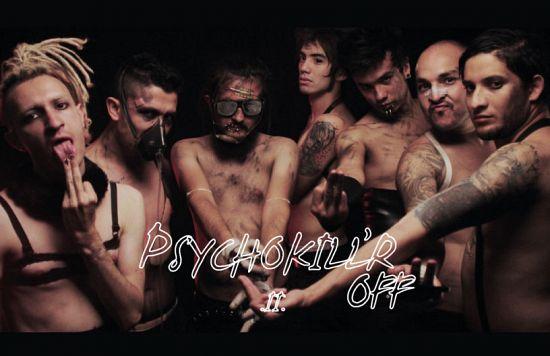Psychokillr Off, Imagenes de Bandas de Metal & Rock Colombianas