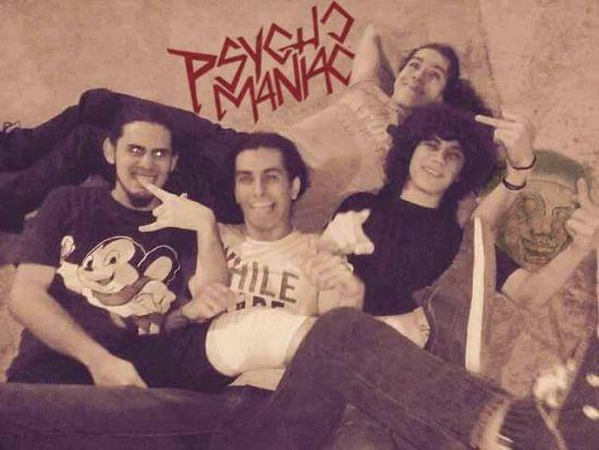 Psycho Maniac, Imagenes de Bandas de Metal & Rock Colombianas