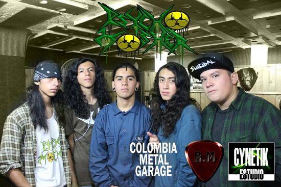 Psychomosher, Imagenes de Bandas de Metal & Rock Colombianas