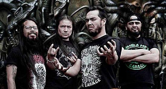 Psychotic Humanoid, Imagenes de Bandas de Metal & Rock Colombianas