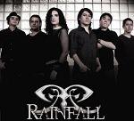 rainfall Bandas de Metal
