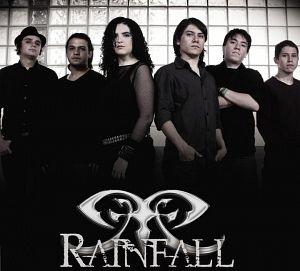 rainfall Bandas Goticas