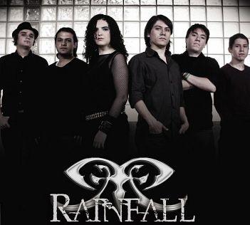 Rainfall, Bandas de Metal de Medellín.