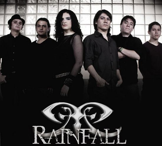 Rainfall, Imagenes de Bandas de Metal & Rock Colombianas