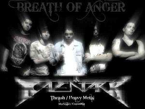 Ravendark, Bandas de Speed Thrash Metal de Medellin.