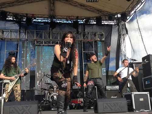 Razo, Imagenes de Bandas de Metal & Rock Colombianas