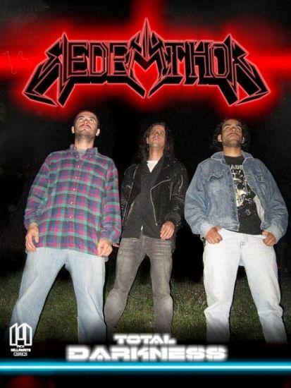 Redemthor, Imagenes de Bandas de Metal & Rock Colombianas