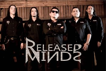Released Minds, Bandas de Metal de Medellín.