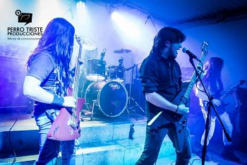 Reptile, Bandas de Evil Heavy Metal de Pasto.