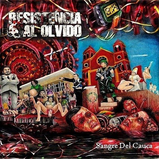 Resistencia Al Olvido, Imagenes de Bandas de Metal & Rock Colombianas
