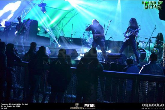 Round Up Ultra, Imagenes de Bandas de Metal & Rock Colombianas