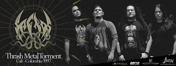 Sagros, Bandas de Thrash Metal de Cali .