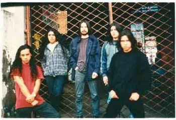Sangre Picha, Bandas de Metal Rock de Bogota.