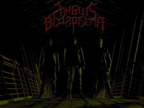 Sanguis Blasphema, Imagenes de Bandas de Metal & Rock Colombianas