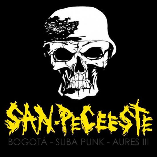 Sanpeceeste, Imagenes de Bandas de Metal & Rock Colombianas