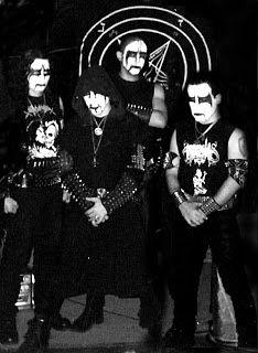 Satanachia, Bandas de Black Metal de Medellin.