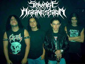 savageaggression Bandas de thrash metal