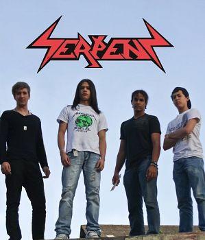 Serpenz, Bandas de Thrash Metal de Medellin.