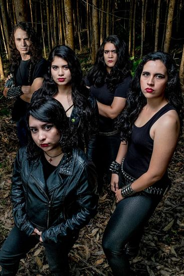 Sexecution, Imagenes de Bandas de Metal & Rock Colombianas