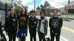 shoutingtoforget Bandas de metalcore
