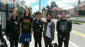 shoutingtoforget Bandas de metalcore