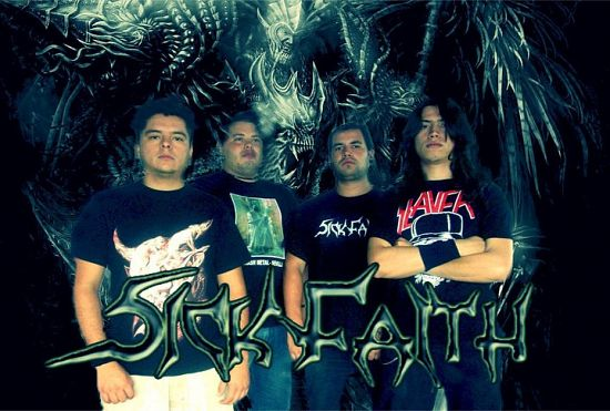 Sick Faith, Imagenes de Bandas de Metal & Rock Colombianas