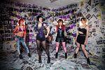 sinpudor Bandas de Punk Thrash Hardcore