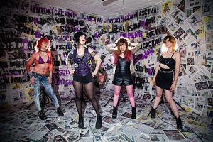 SIN PUDOR | Punk Thrash Hardcore | Bogot�