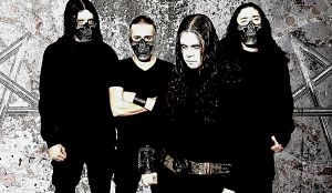 Skullthrone, Black Death Metal de Bogotá.