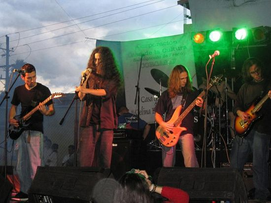 Slain At Sight, Imagenes de Bandas de Metal & Rock Colombianas