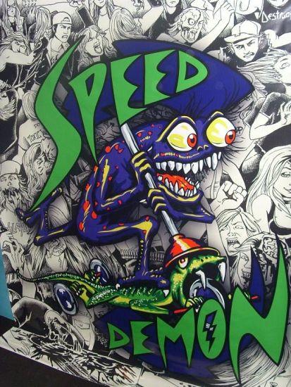 Speed Demon, Imagenes de Bandas de Metal & Rock Colombianas