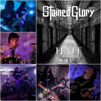 Stained Glory, Bandas de Metal de Bogota.