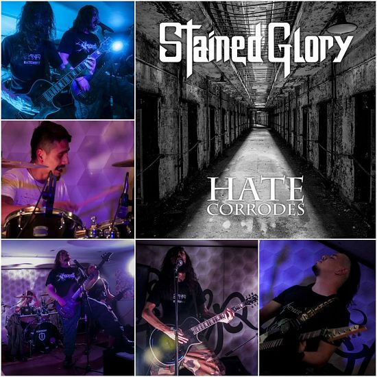 Stained Glory, Imagenes de Bandas de Metal & Rock Colombianas