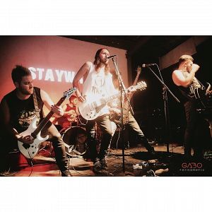 Stayway, Rock Alternativo de Bogota.