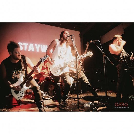 Stayway, Imagenes de Bandas de Metal & Rock Colombianas