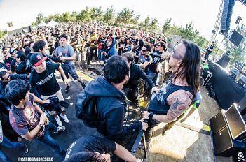 Stoneflex, Bandas de Metal, Industrial de Bogota.