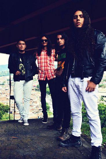 Subversion, Imagenes de Bandas de Metal & Rock Colombianas