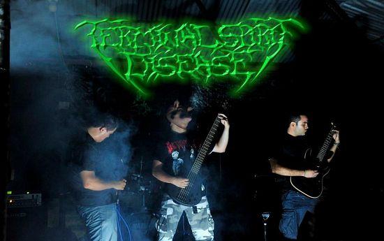 Terminal Spirit Disease, Imagenes de Bandas de Metal & Rock Colombianas