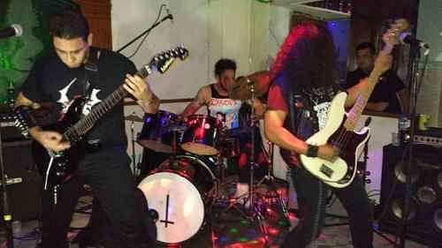 Terror, Imagenes de Bandas de Metal & Rock Colombianas