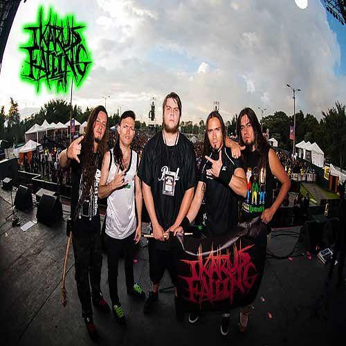 Ikarus Falling, Imagenes de Bandas de Metal & Rock Colombianas