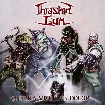 Thrashin Gun, Bandas de Thrash Metal de Bogota.