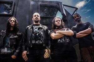 Threat, Thrash Death Metal de La Union-Antioquia.
