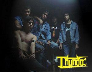 thunda Bandas de heavy metal