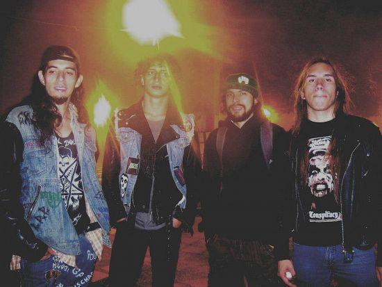 T.M.R., Imagenes de Bandas de Metal & Rock Colombianas