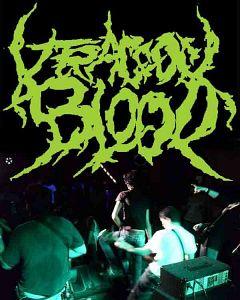Trace Of Blood, Bandas de  de .